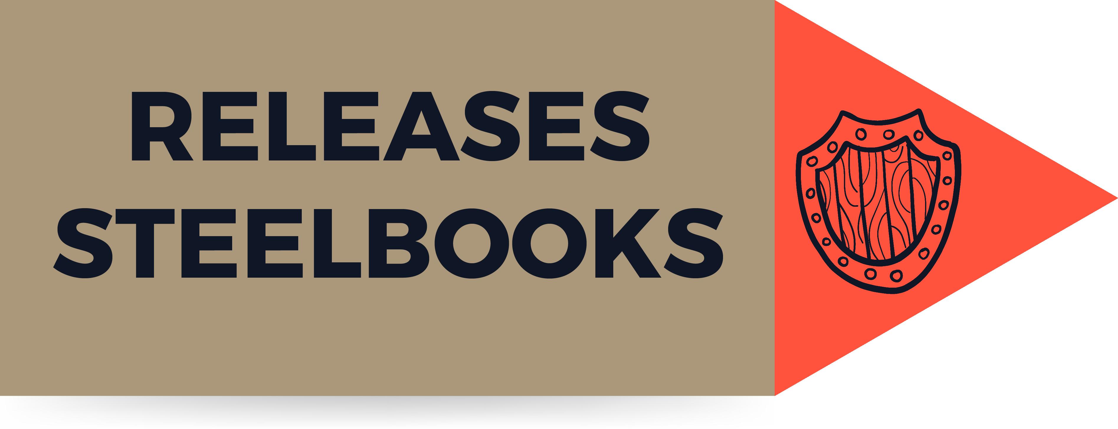 Steelbook Releases