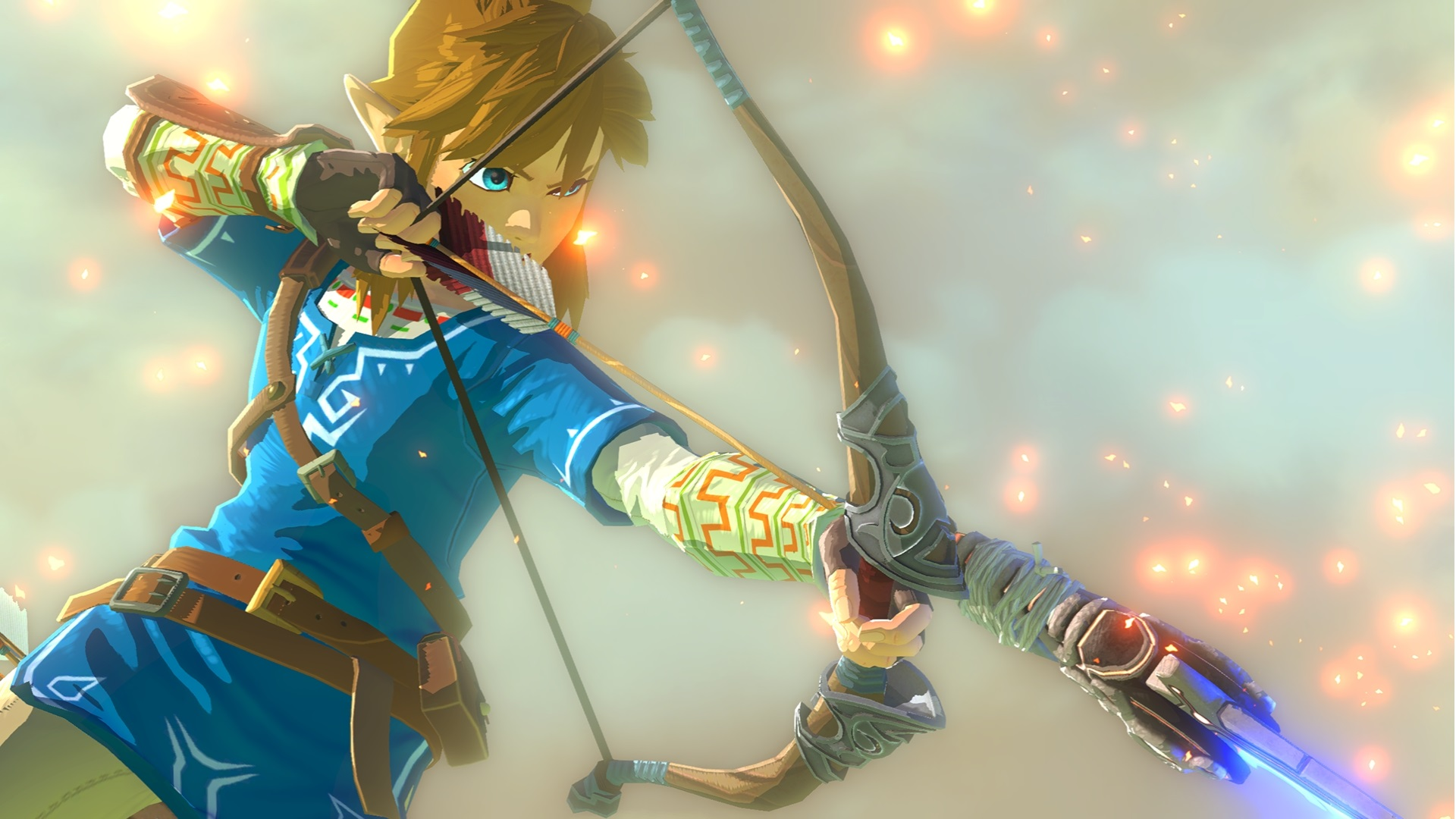The Legend Of Zelda Breath Of the Wild Master Works 30th Anniversary Book Vol. 3