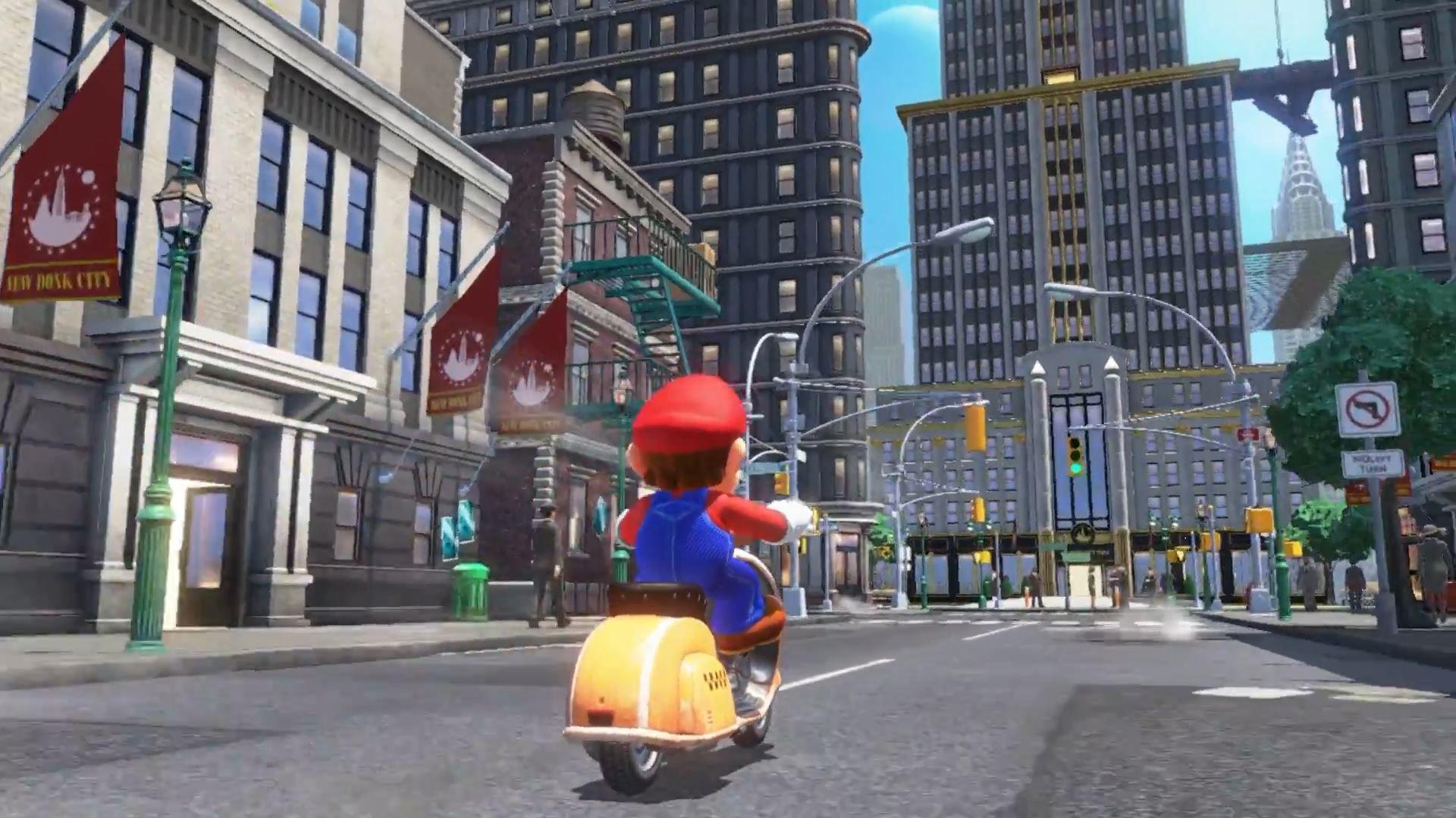 The Art of Super Mario Odyssey
