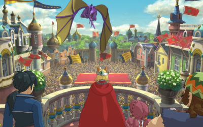 Ni No Kuni II Revenant Kingdom Collector's Editions that are not only for Princes and Kings