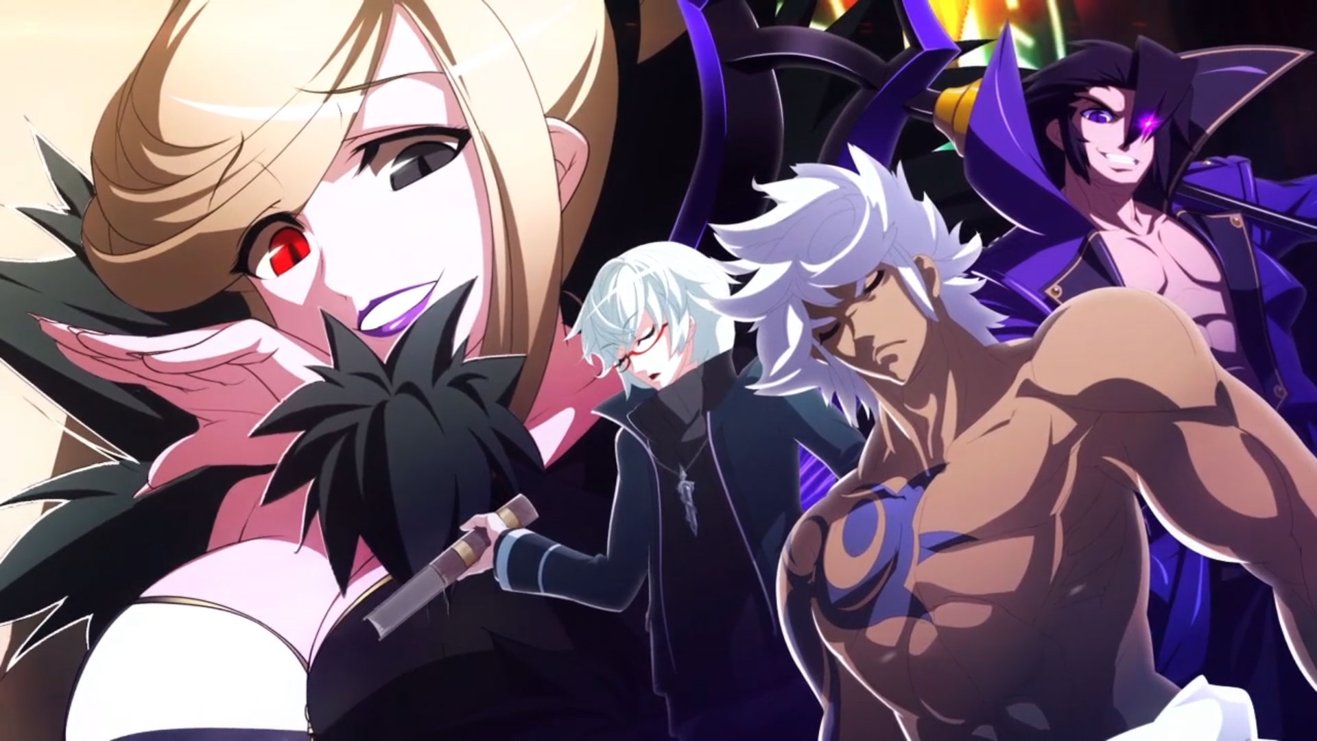 Under Night In-Birth Exe:Late[st] End of Dawn Edition