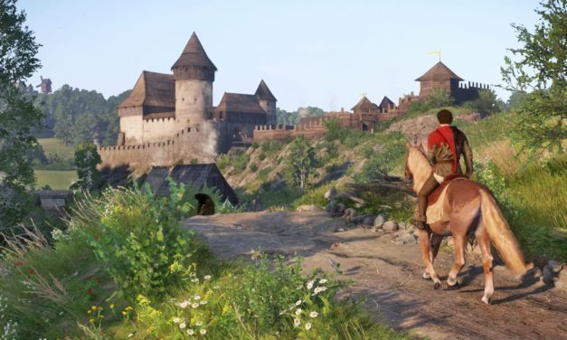 Kingdom Come Deliverance Collector's Edition brings the medieval life back