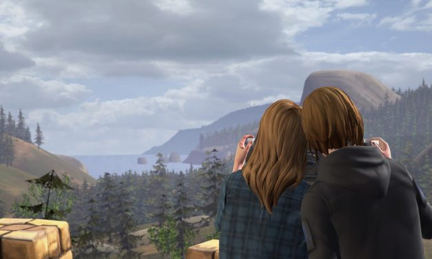 Life is Strange Before the Storm Vinyl Edition is Charming