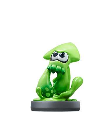 Inkling Squid
