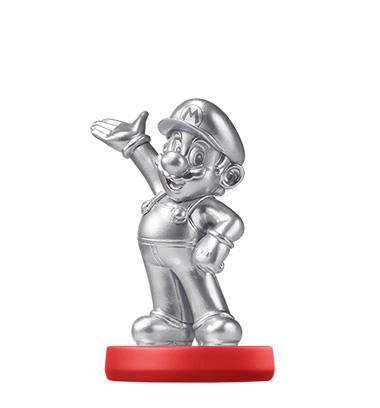 Mario (Silver Edition)