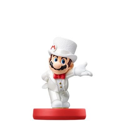 Mario (Wedding Outfit)