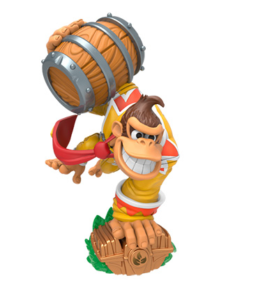 Turbo Charge Donkey Kong