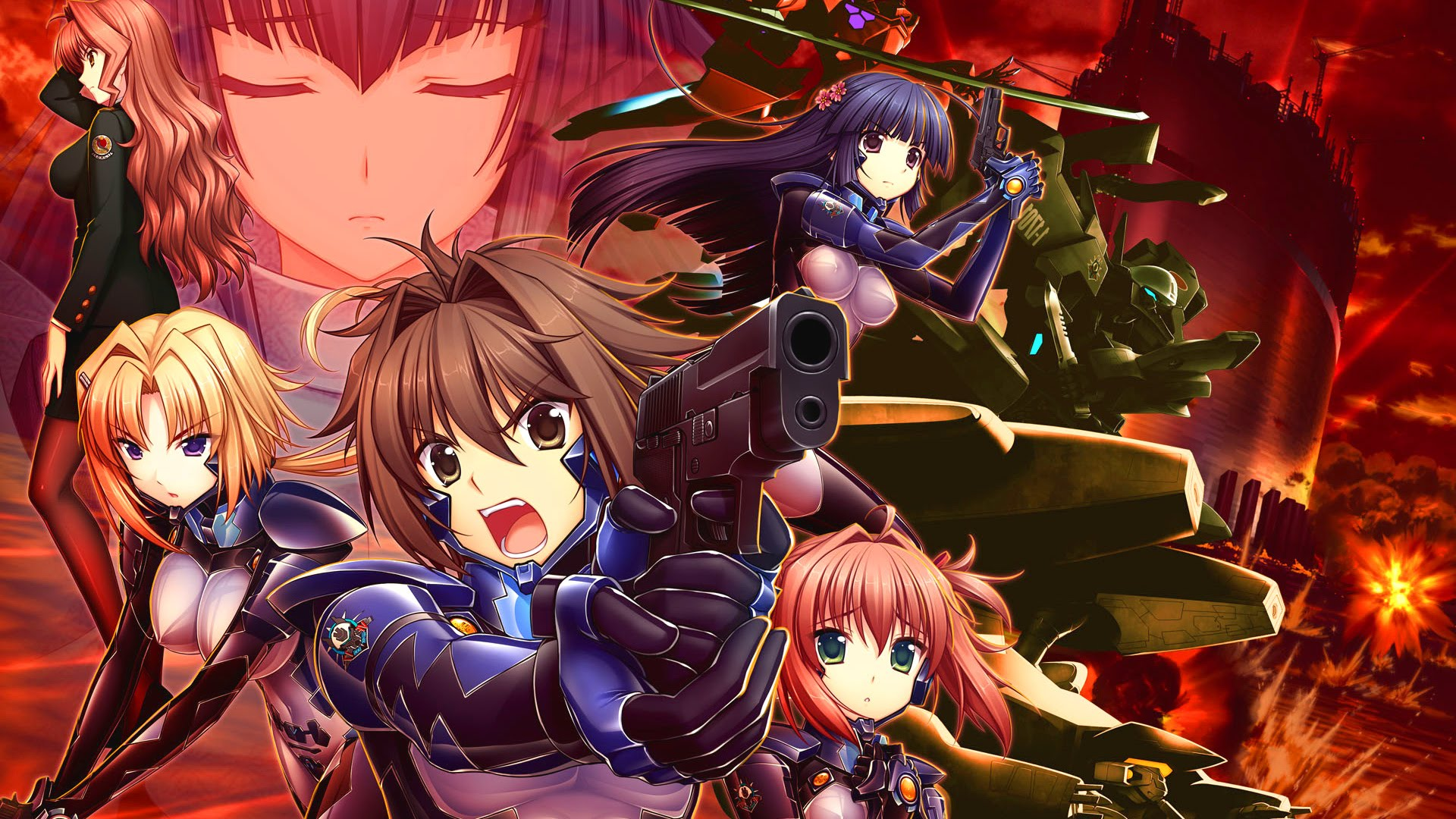Muv-Luv Complete Set Collector's Edition