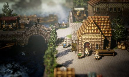 Octopath Traveler Traveler's Compendium & Wayfarer's Edition invites you to linger a while