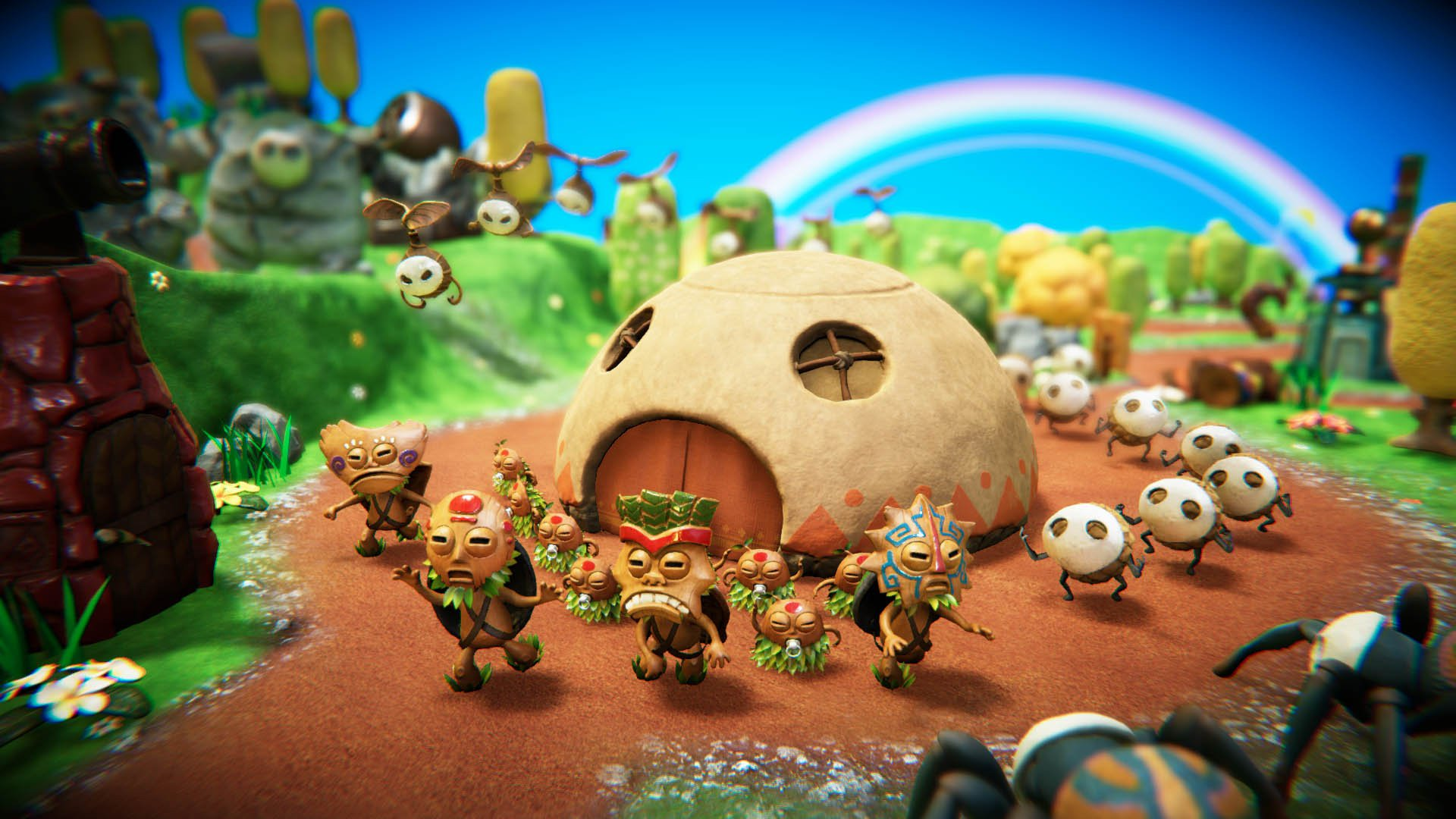 Pixeljunk Monsters 2 Collector's Edition