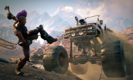 Rage 2 Collector's Edition Comes With Creepy Talking Head