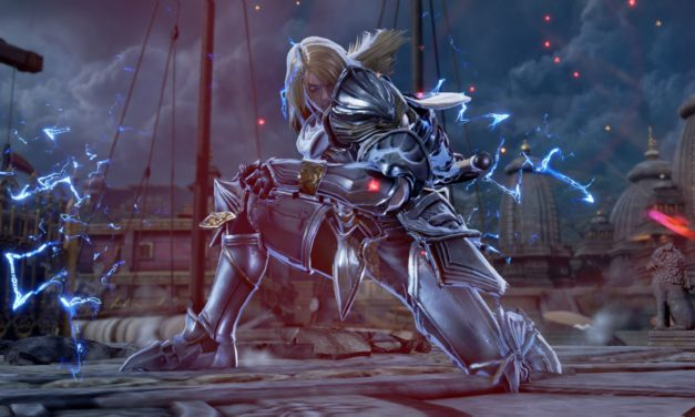 Soulcalibur VI Collector's Editions Enter The Stage