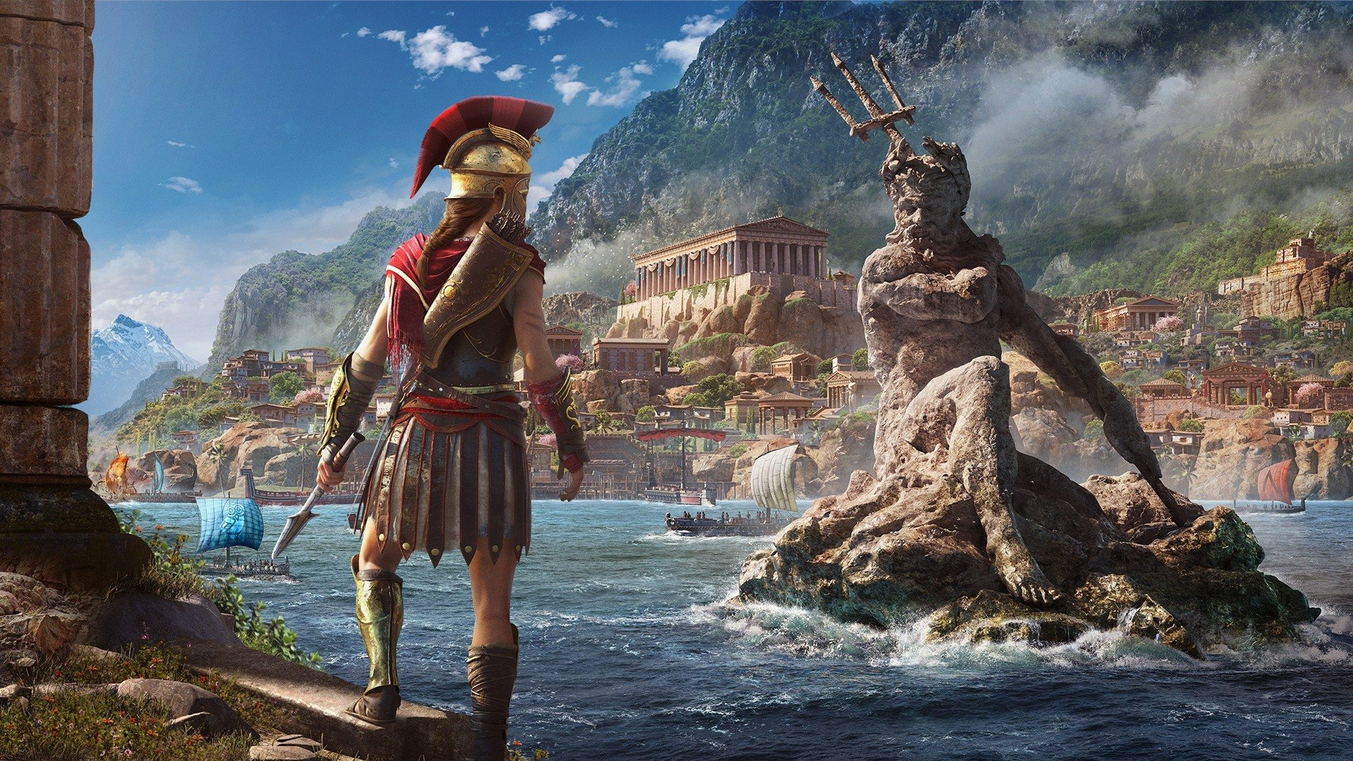 Assassin's Creed Odyssey Pre-order Steelbook