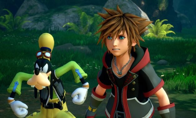 Kingdom Hearts III Enchanting Console & Deluxe Edition