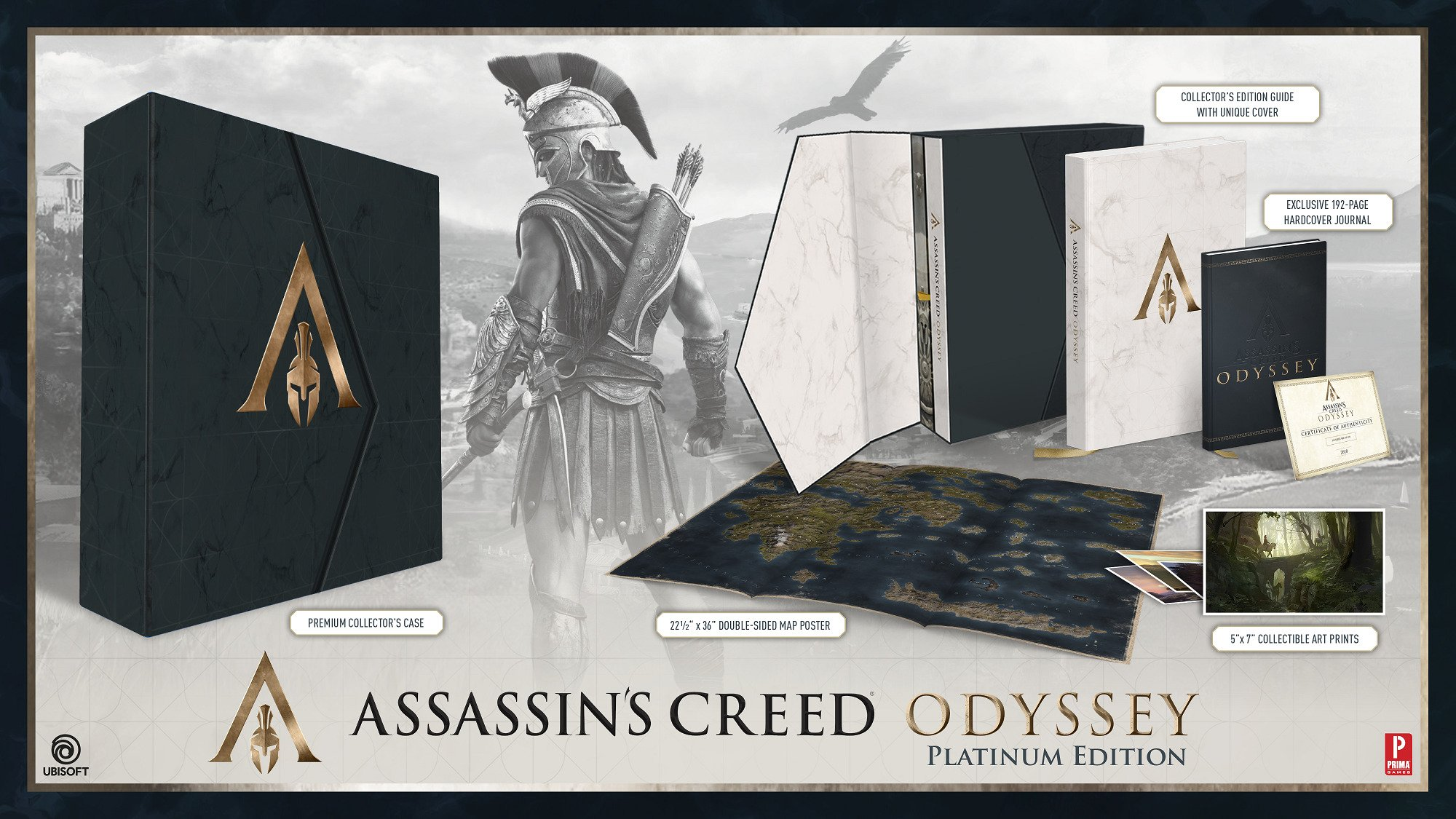 Update Assassins Creed Odyssey All Collectors Editions