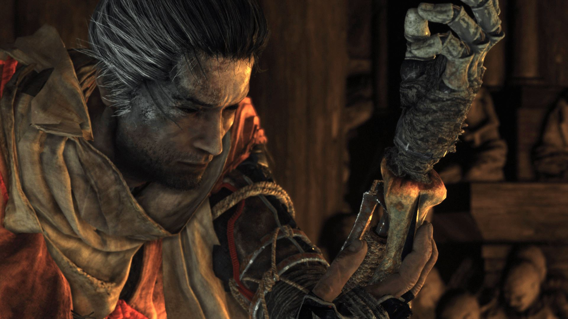 Sekiro Shadows Die Twice First Press Edition