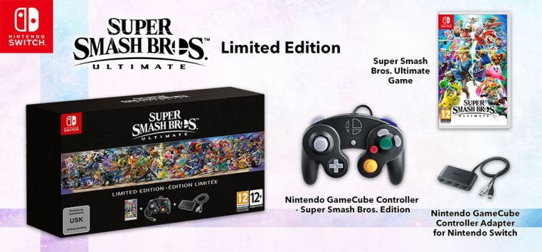 Super Smash Bros. Ultimate Limited Edition