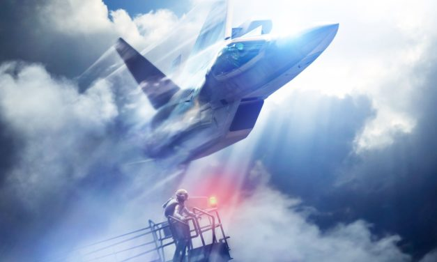 Ace Combat 7 Skies Unknown Strangereal Edition Conquers The Air