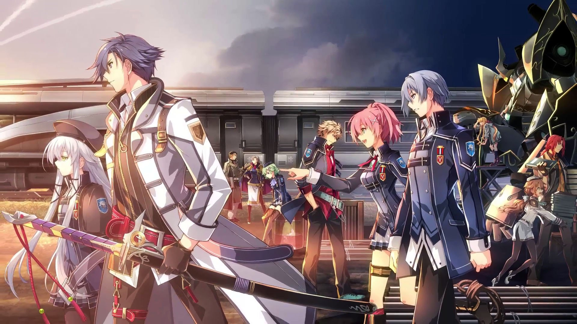 The Legend of Heroes Trails of Cold Steel II Relentless Edition