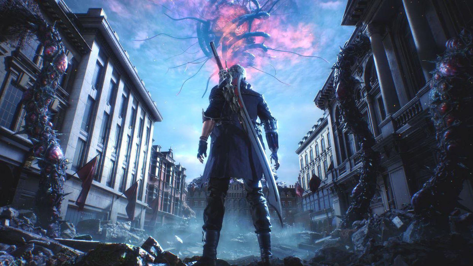 Devil May Cry 5 Collector's Edition