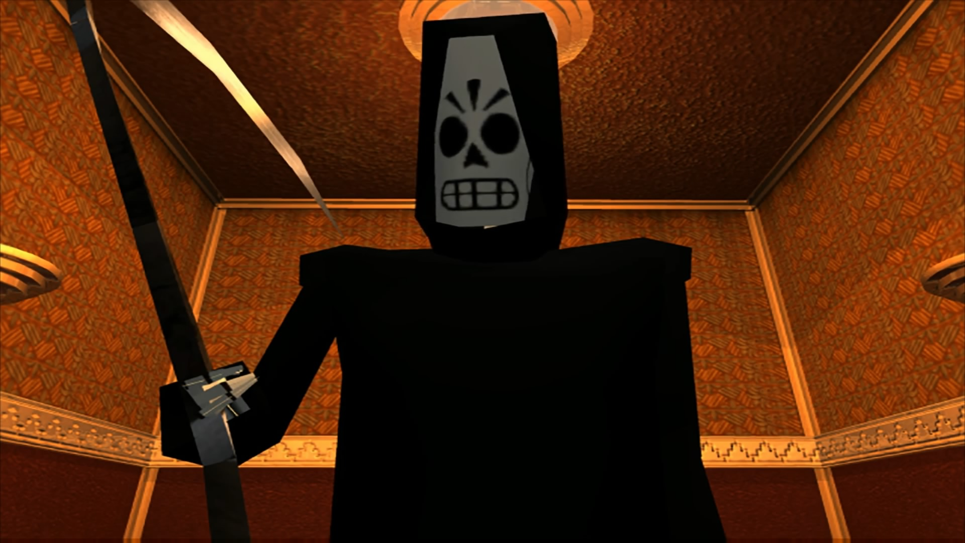 Grim Fandango 20th Anniversary Edition