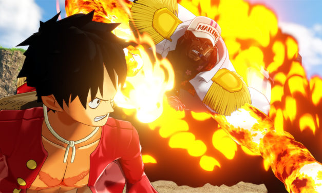 One Piece World Seeker The Pirate King Edition – The Legendary Treasure!?