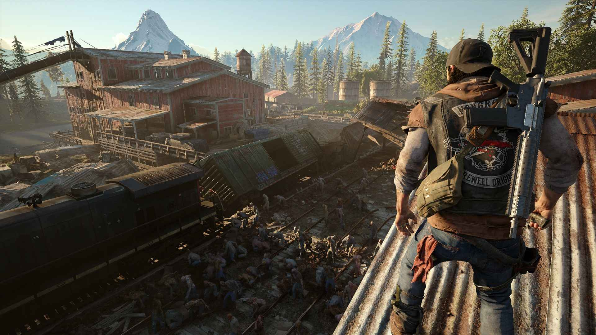 Days Gone Pre-order Steelbook