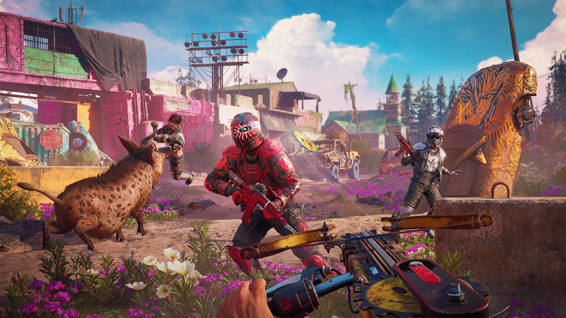 Far Cry New Dawn Limited Edition