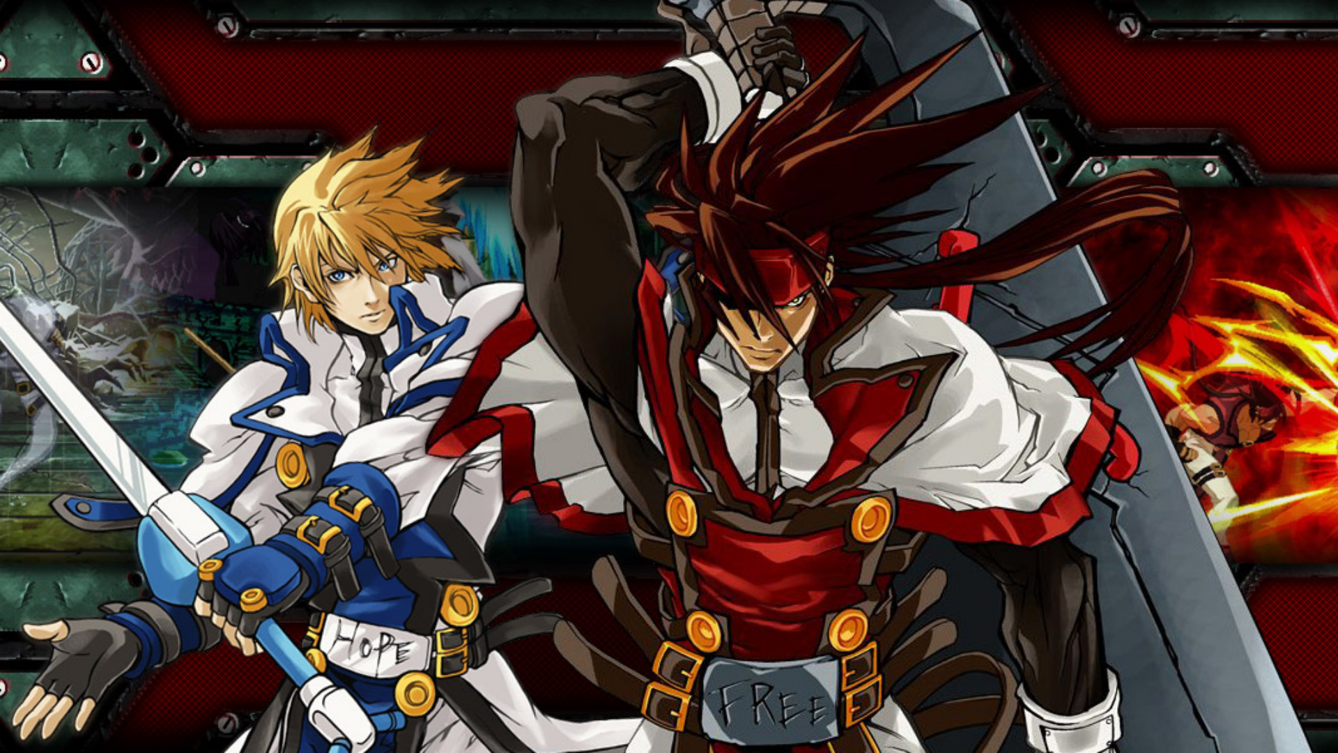 Guilty Gear 20th Anniversary Pack Limited Edition