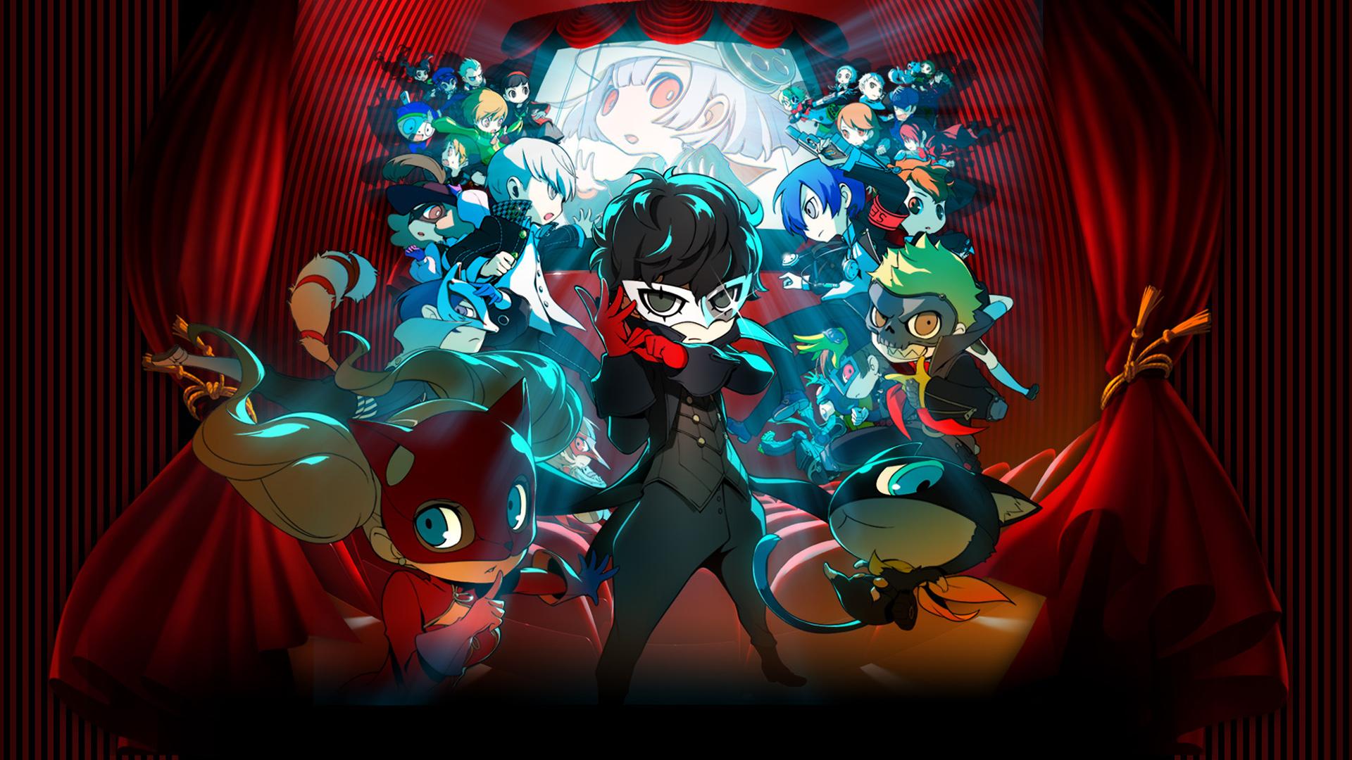 "Persona Q2 New Cinema Labyrinth ""Showtime"" Premium Edition"