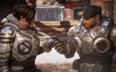 Gears 5 Collector's Edition Can Take HD Video