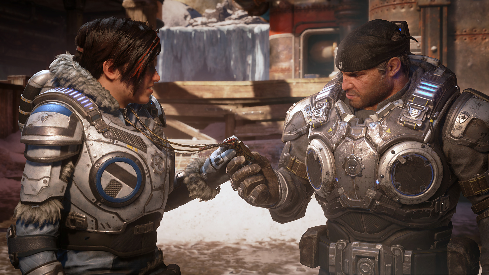 Gears 5 Collector's Edition Jack Drone