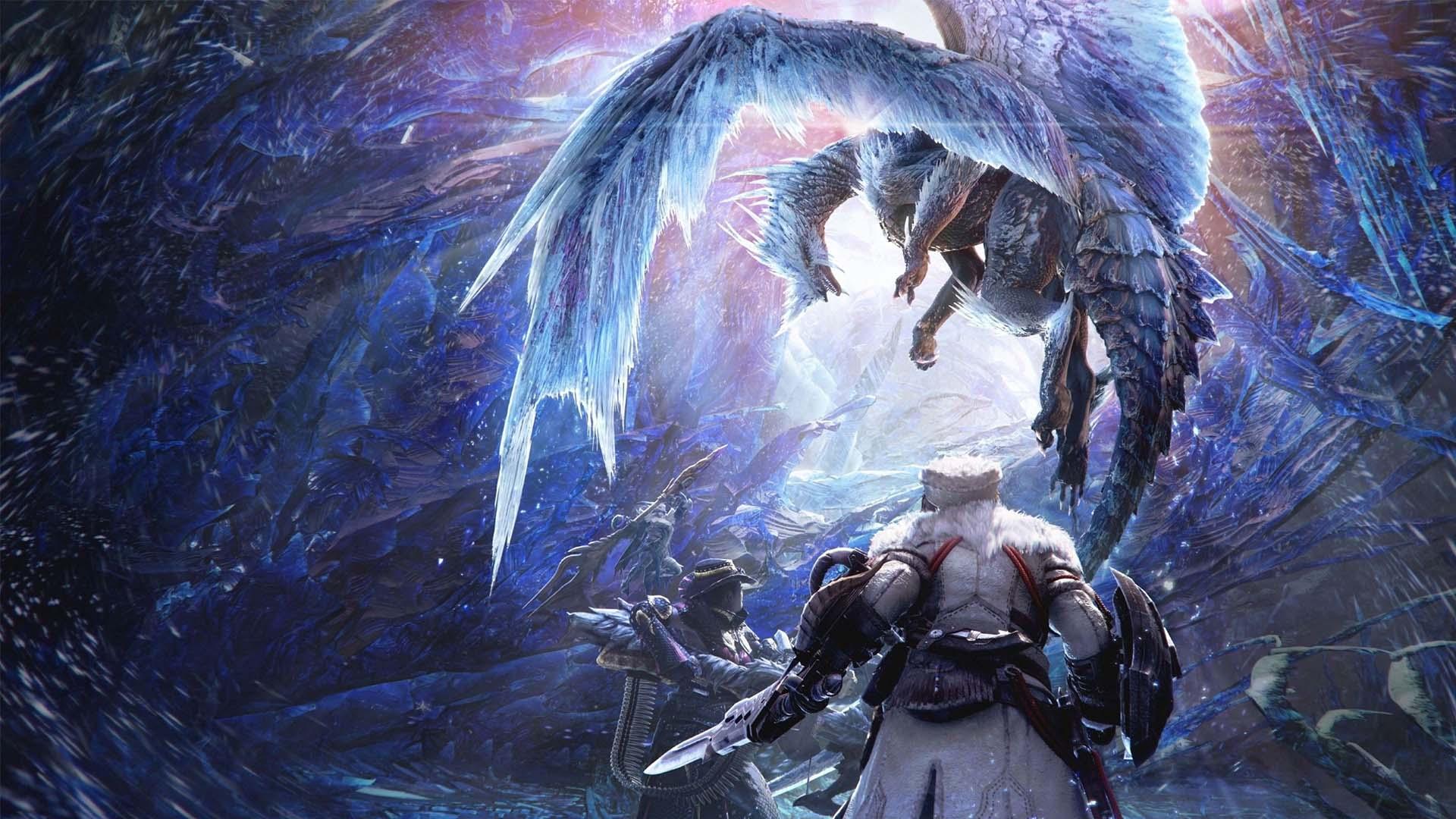 Monster Hunter World Iceborne Deluxe Edition