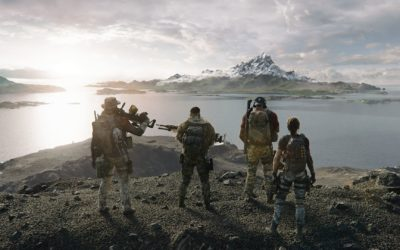 Tom Clancy's Ghost Recon Breakpoint Collector's Edition Overview