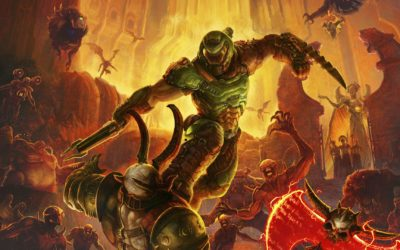 DOOM Eternal Collector's Edition Protects You From Hell