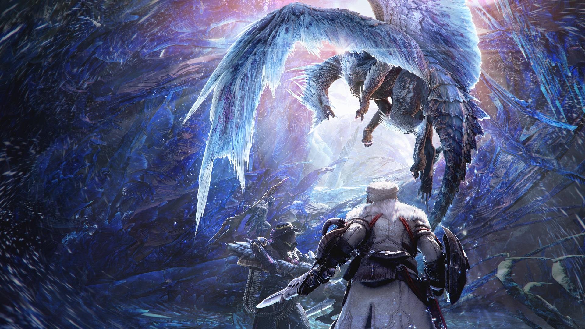 Monster Hunter World Iceborne Master Edition Deluxe