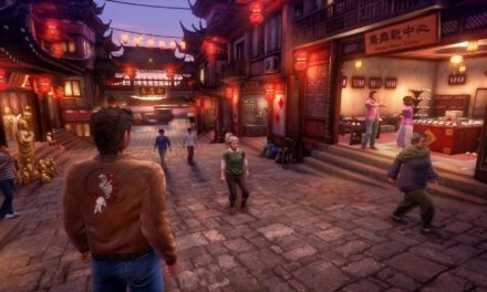 Shenmue III Collector's Edition Available to Pre-Order Now