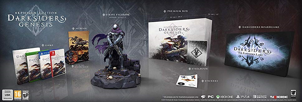 Darksiders Genesis Nephilim Edition