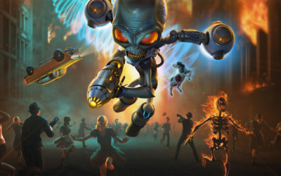 Destroy All Humans! DNA Collector's and Crypto-137 Edition brought to Earth