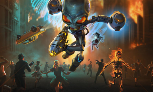 Destroy All Humans! DNA Collector's and Crypto-137 Edition brought to Earth by Furon overlords
