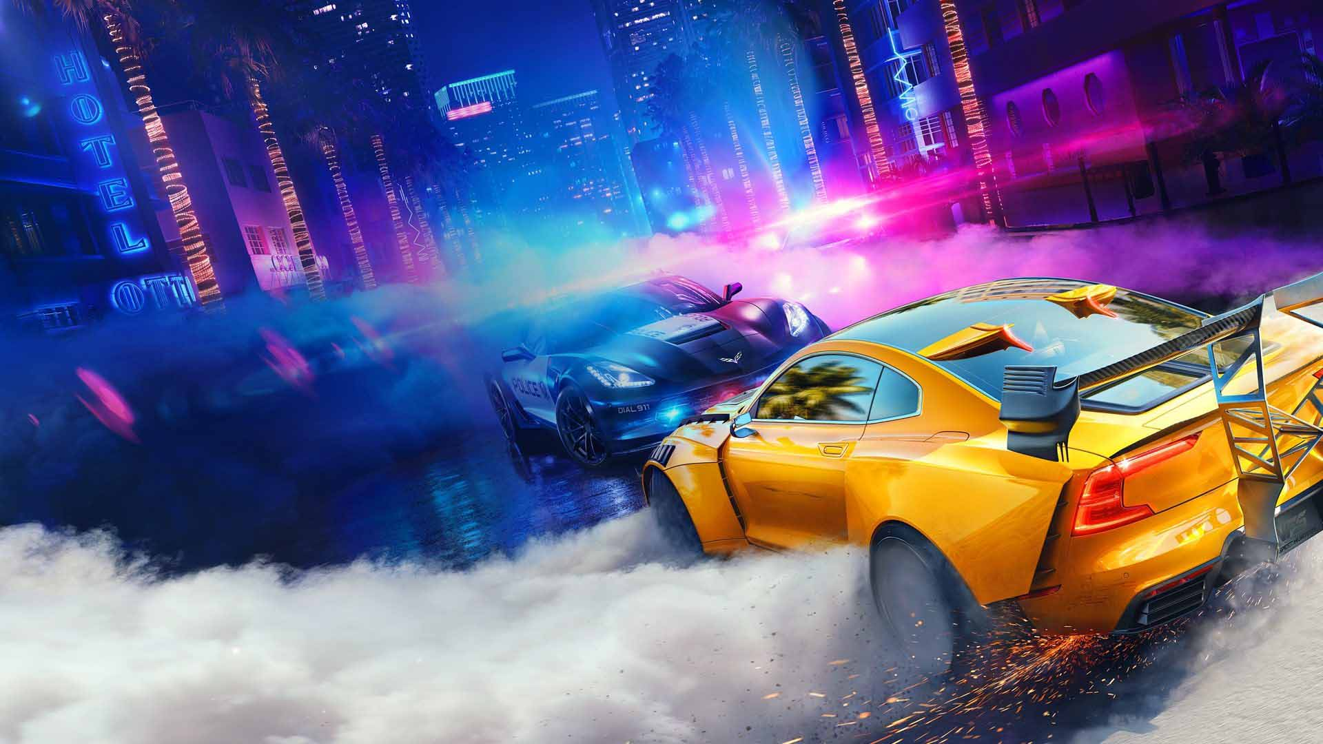 Need for Speed Heat Pre-order Steelbook