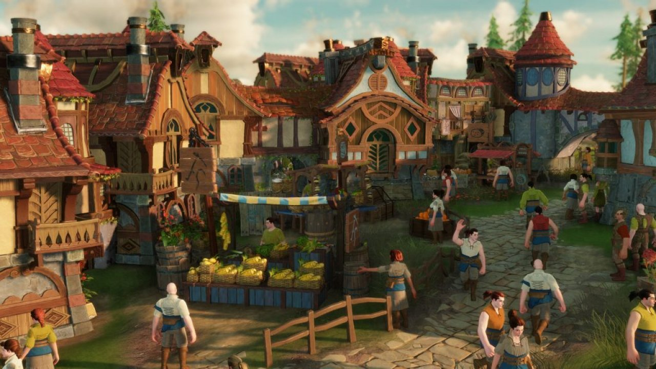 The Settlers Gold Edition
