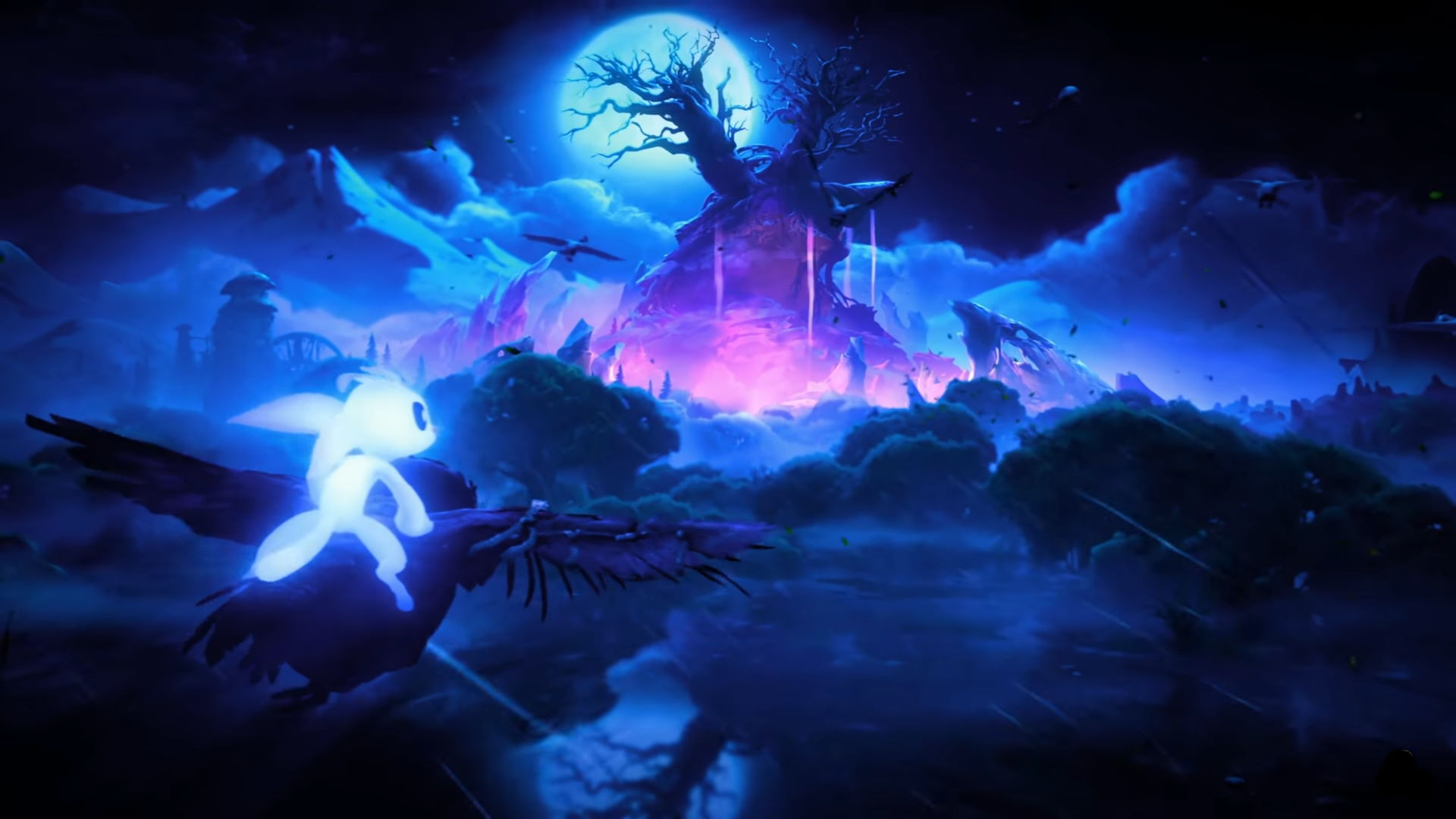 Ori And The Will Of The Wisps Collector S Edition Small But