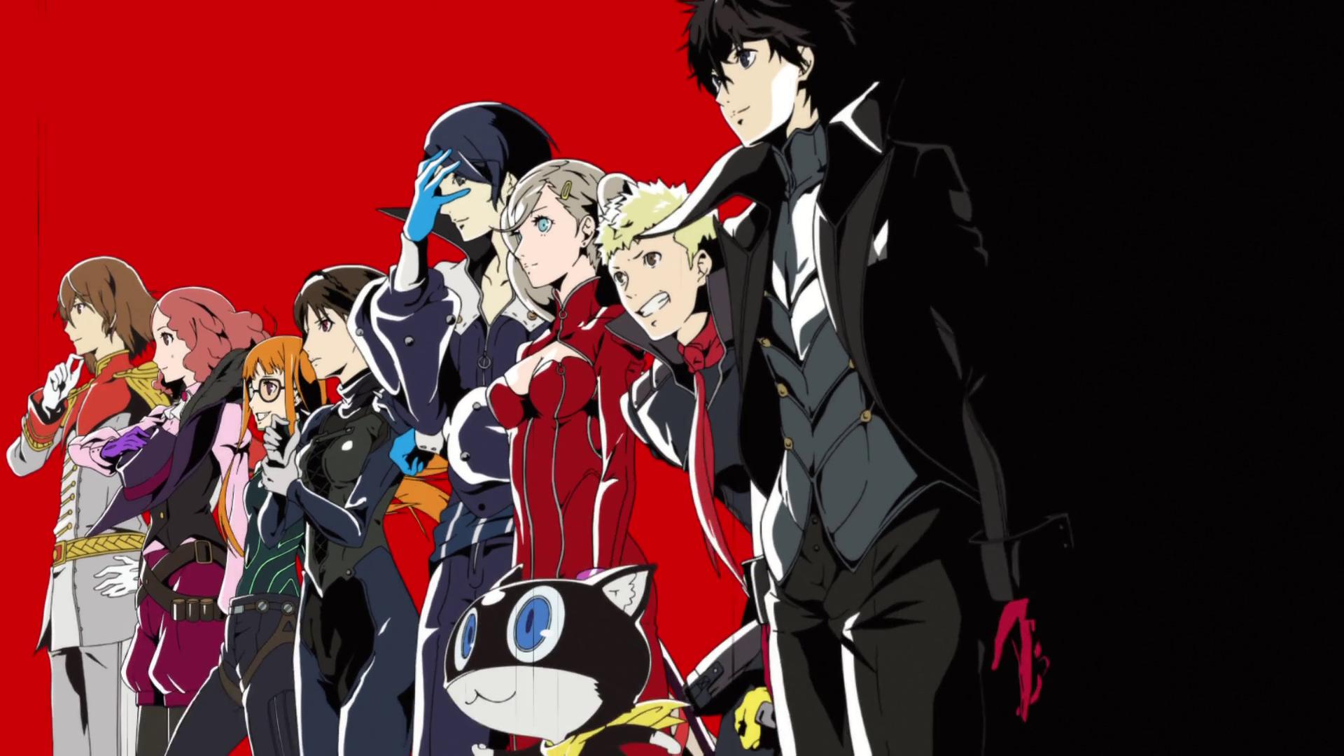Persona 5 Royal Phantom Launch Edition