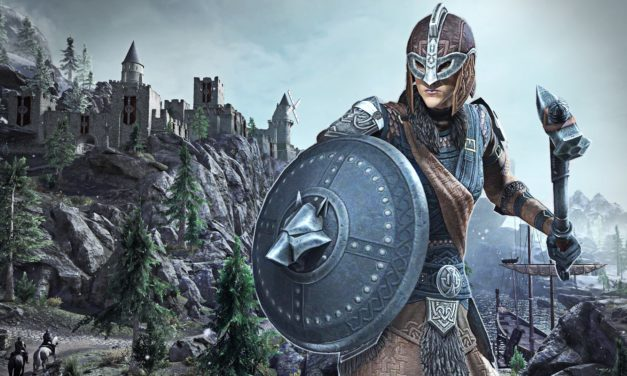 The Elder Scrolls Online Greymoor Collector's Edition includes great Vampire Lord