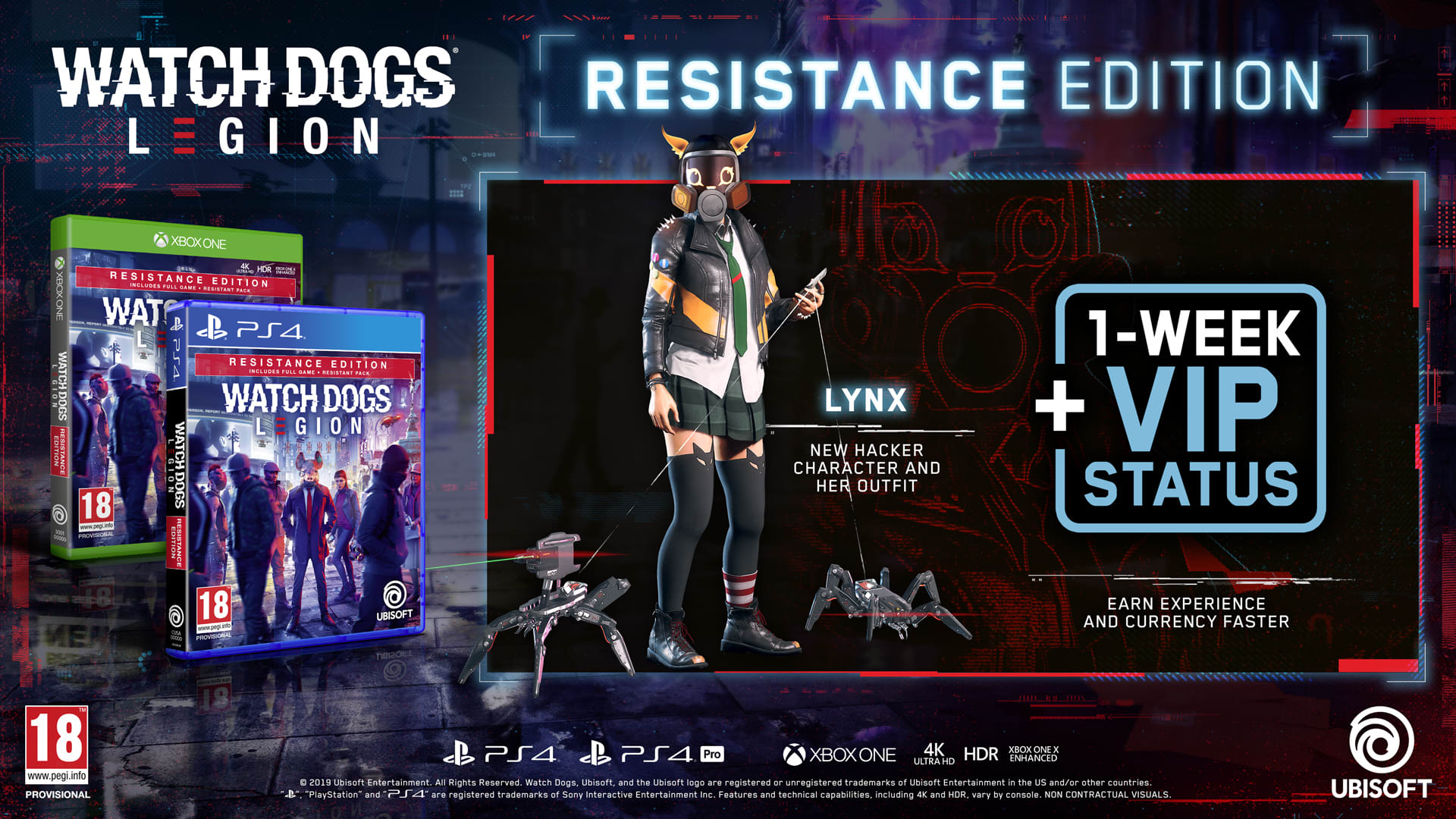 Watch Dogs Legion Every Single Collector S Edition Detailed