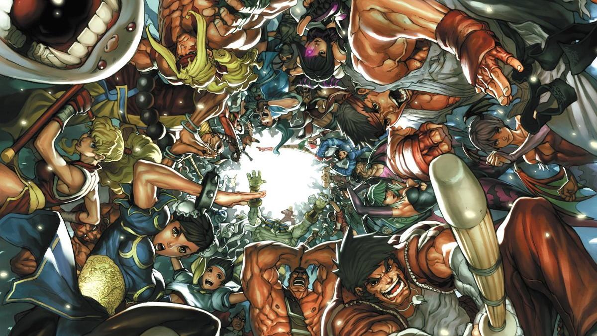UDON's Art of Capcom 1