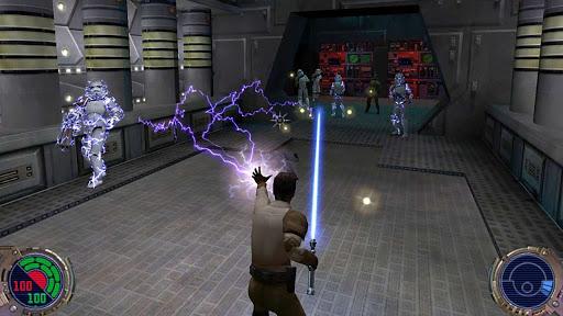 Star Wars Jedi Knight Jedi Academy Classic Edition