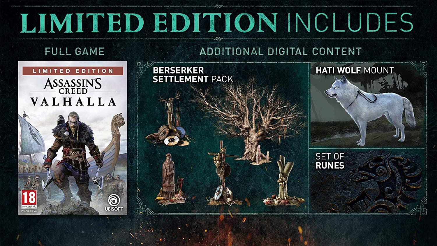 Assassin S Creed Valhalla All The Collector S Editions Announced So Far
