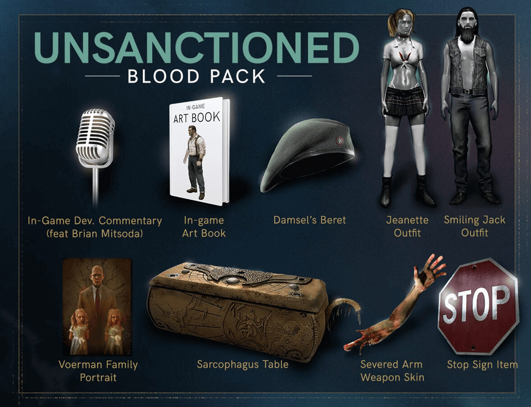 Vampire The Masquerade Bloodlines 2 Unsanctioned Blood Pack
